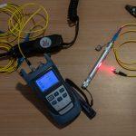 mediciones en fibra optica